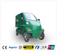 supermarket express company short distant electric cargo van
