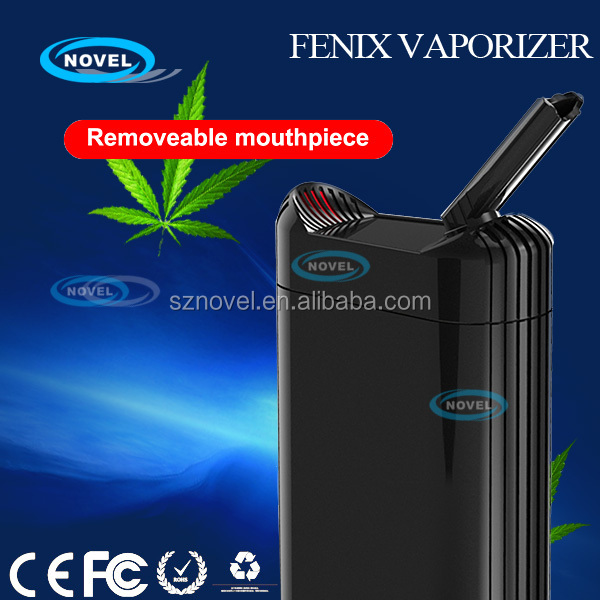 2016 New Design Personal FENIX Convection Dry Herb Vaporizer With Patents, 100% Air Heating Vaporizer
