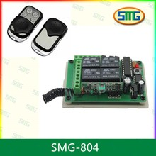 wireless 12v 433mhz ask transmitter receiver SMG-804