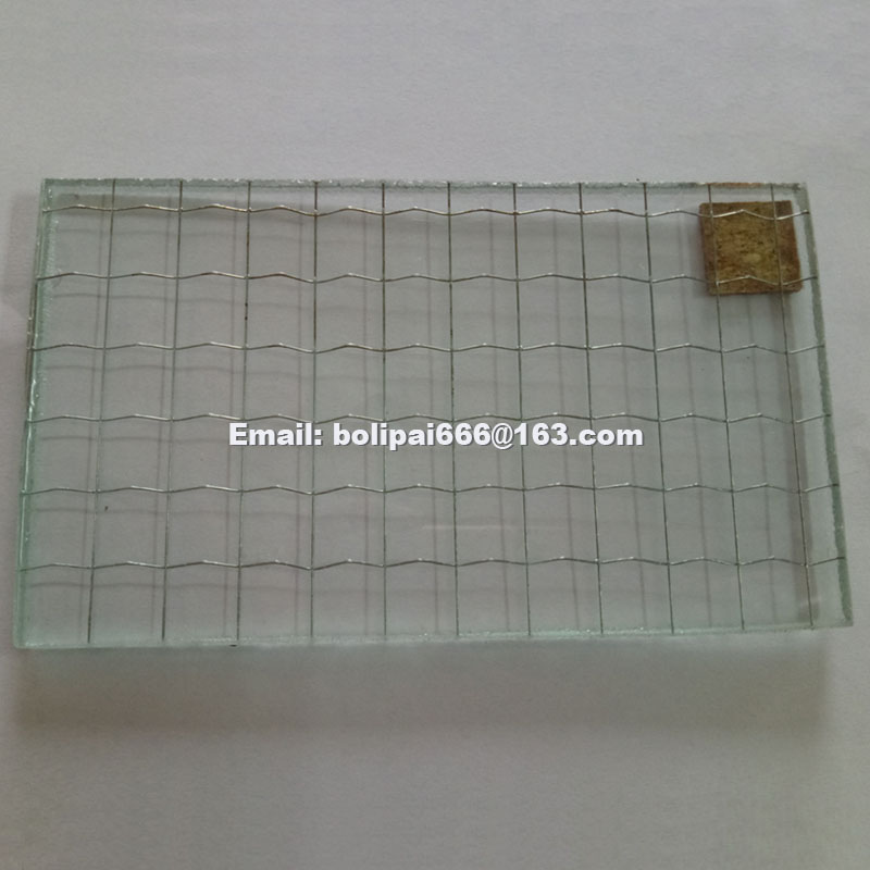 42mm Anti Fire Glass And Fire Door Of Double Fire Rated Glass