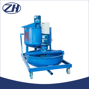 professional mixer electric concrete plastic China