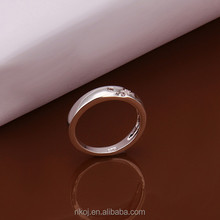 2015 Wholesale fine polished dubai jewelry wedding rings
