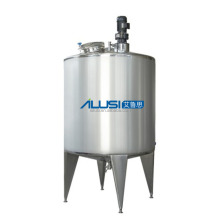 Small cosmetic making machine, liquid cosmetic mixing tank