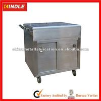 High Quality Stainless Steel Customerize Commercial Kitchen Cabinet ISO9001:2008
