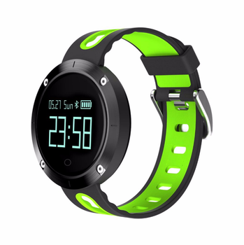 IP68 Waterproof Blood Pressure Fitness Tracker Sports Watch DM58 Heart Rate bracelet Watch