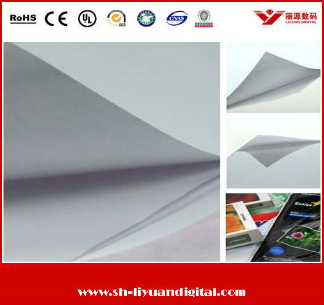 RC glossy photo paper, self-adhesive high glossy inkjet photo paper