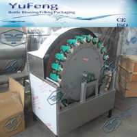 Recycle Glass Bottle Washing Machine