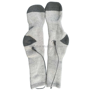 7.4 v Li-on Battery Heated Socks with Remote control