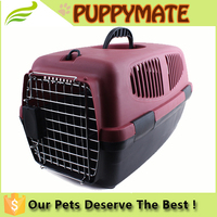 Dog travel trolley pet carrier
