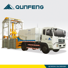 Automatic garbage compression equipment of Refuse Transfer Station