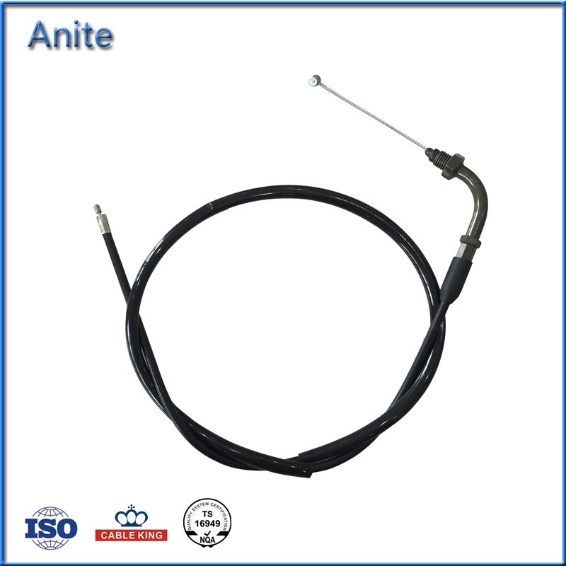 New Hot Competitive Price Keeway TX200 Motrocycle Control Throttle Cable Parts From China