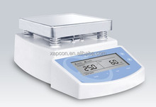 Lab Heating Equipment 2000ml 0~300 Degree Digital Hotplate Magnetic Stirrer