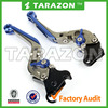 CNC adjustable motorcycle brake clutch lever combo for Aprilia Tuono