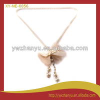 New fashion handmade pearl necklace