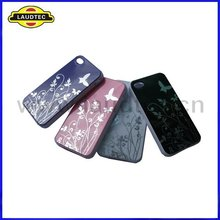 for Apple iphone 4 TPU Gel Case,Butterfly IMD TPU Gel Cover Case