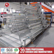 Aluminium layer farming cage with automatic drinkng system
