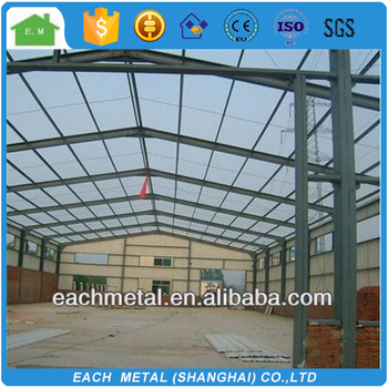 design steel structure for car parking