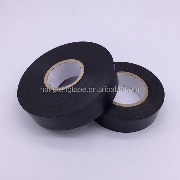 For Cable Harnessing Black Water Resistant PVC Electrical Tape