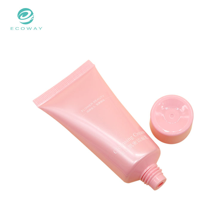 Cleansing Cream Fash Wash Empty Packaging Tube