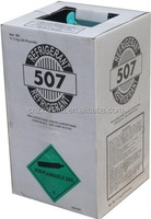 R507a Mixed Refrigerant gas with high quality cylinder /tank
