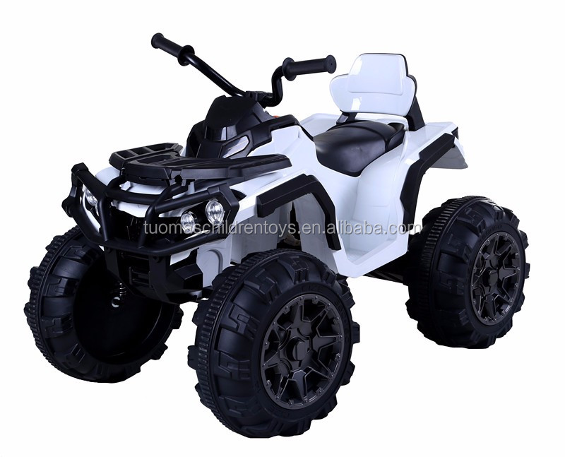 Newest kids Electric ATV Beach Cars 12V Battery Ride On Toys Car for children gift
