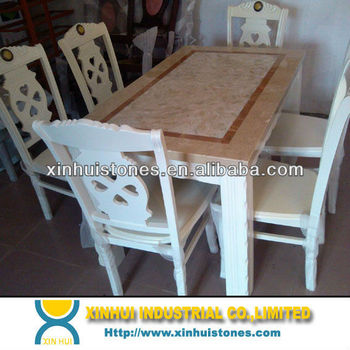 stone marble table top