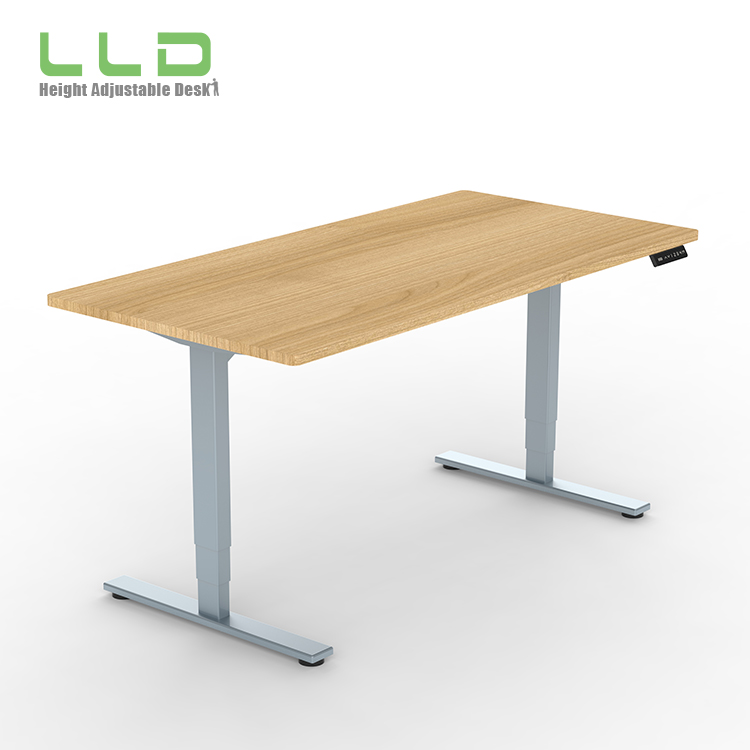 China Manufacturer Stand Lift Table Leg Electric Lift Office Desk