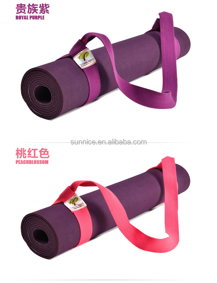 Environmental Cheapest exercise loop yoga mat strap