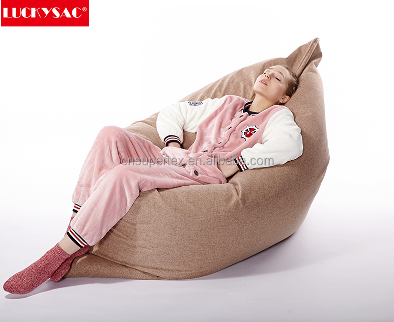 Soft Comfortable Sofa Bed style lazy beanbag