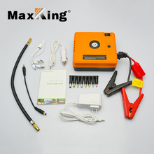 Power Bank 14000mah Car Jump Starter Power Bank Emergency Kit In EVA Tool Bag