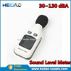 30~130 dBA decibel meter with easy-to-operate