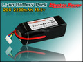 Hunger promotion 18.5v 2200mAh 20C Lipo Battery with high quality