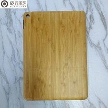 100% real wood mini computer parts tablet 10 inch protector shell skin bamboo case