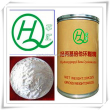 2016 Hot Sale Pharmaceutical Excipient Hydroxypropyl- Beta- Cyclodextrin(CAS#:128446-35-5/94035-02-6) Pharmaceutical Excipients