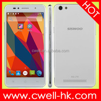 SISWOO C50A 1700MHz 4g itel mobile phones MTK6735 Quad Core 1GB RAM 8GB ROM Dual Band WIFI IR Function general mobile 4g