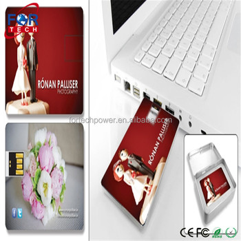Gadgets 2017 Premium Gift Credit Card Pen Drive Wholesale Business Card USB Flash Drive 128mb 256mb 512mb 1gb Flash Memory