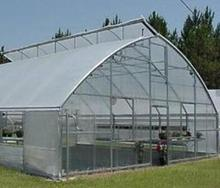 Double Layer Air Inflated Plastic Film Greenhouse