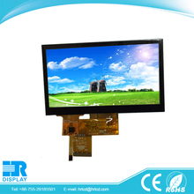 "E-ink 5"" touch screen display tft lcd 480x272 panel"
