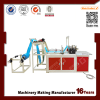 used plastic bag cutting machine