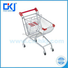 Steel Wire Shelving Teardrop Pallet Rack Cart
