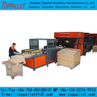 Complete Wooden Pallet Production Line Factory