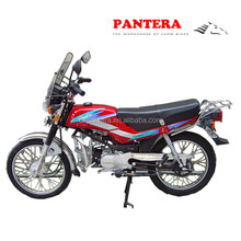 PT125-B Spoke Wheel Type 100cc Four Stroke Street Motos for Africa