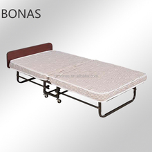 Single foldable bed, super single bed, portable foldable bed