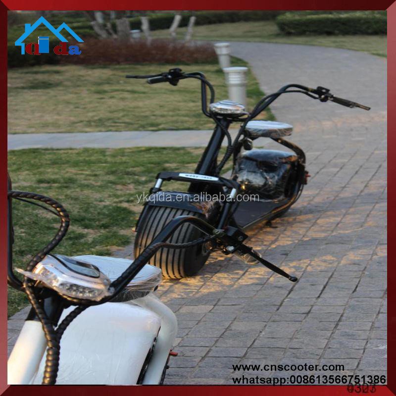 Mag Cool 1000w motor 80km the most fashionable citycoco electric motorcycle 2 wheel electric scooter