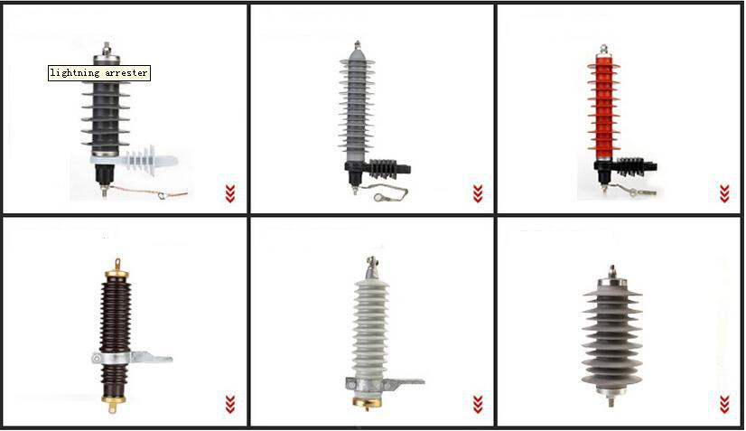2015 China Newest Design Types of Lightning Arrester For Indoor / Outdoor Use