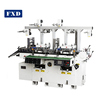 Feeding Roll Material Automatic Die Cutting Machine For Label