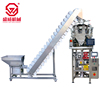 Electronic weigher small biscuit packing machine