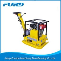 Oversea Salable Furd Rubber Plate Compactor