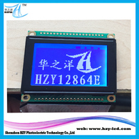 128*64 LCD Module With Punctual Delivery Safety Packing 12864 LCM