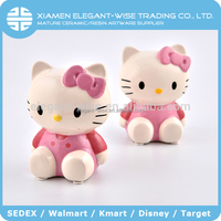 ceramic crafts atm bank piggy bank,ceramic money box EN71 Hello Kitty